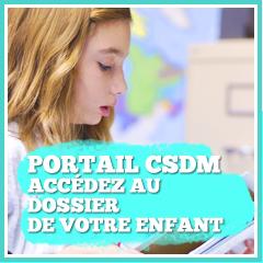 Portail CSDM